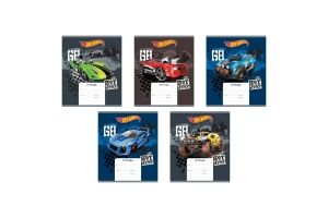 ТЕТРАДЬ А5 24Л HOT WHEELS RACING. Артикул: 39562